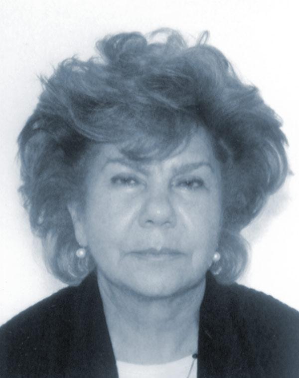 Maria Luisa Arista